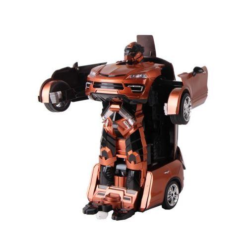 ROBOT VOITURE Carbon orange