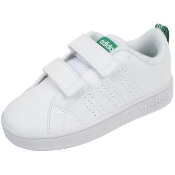 Chaussures scratch Adidas Advantage baby blcvr Blanc taille