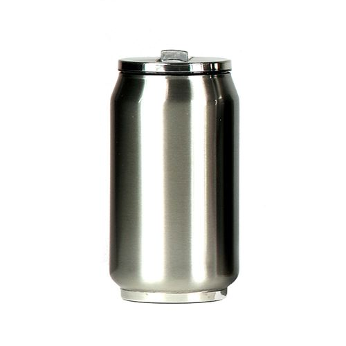 Canette isotherme inox 280 ml