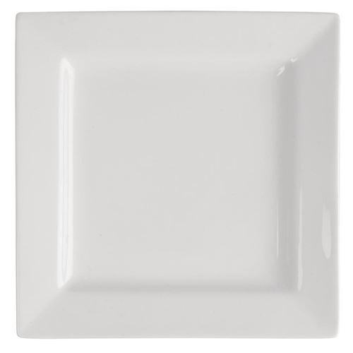Assiettes carrées 170mm lumina