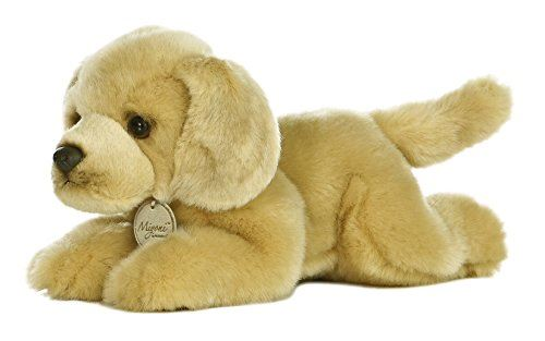 Aurora World Miyoni 11 golden Lab Dog