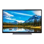 """Toshiba 32W3863DA - 32"""" Klasse W38 Series LED-tv - Smart TV - 720p 1366 x 768 - D-LED Backlight"""