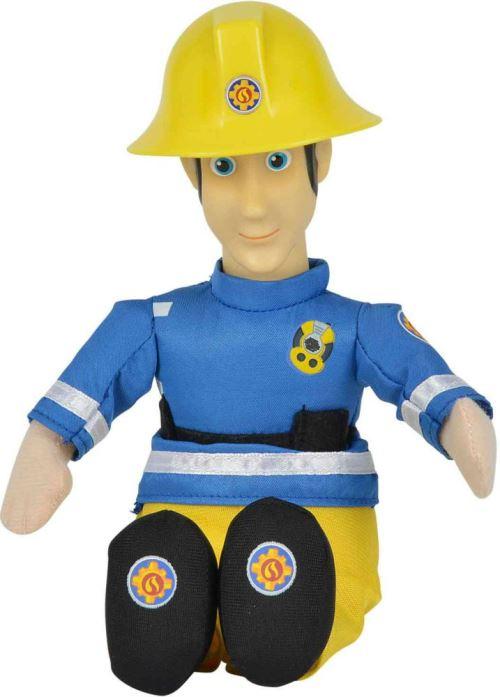 Poupée Elvis Portillon de Sam le pompier - 25. cm