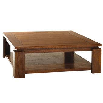 Carrée Freesia PrixFnac Bois Table Achatamp; Basse En L90cm JcF3KTl1