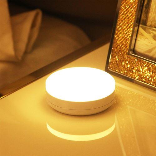 LED USB Music Box électrique rechargeable Portable Décor Night Light wedazano420