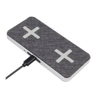 XTORM TWIN Pad de recharge sans fil Chargeur téléphone