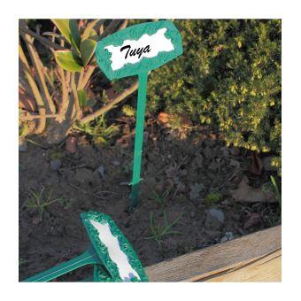 Marque Plante Et Etiquettes Lot De 5 Outillage De Jardin A Main