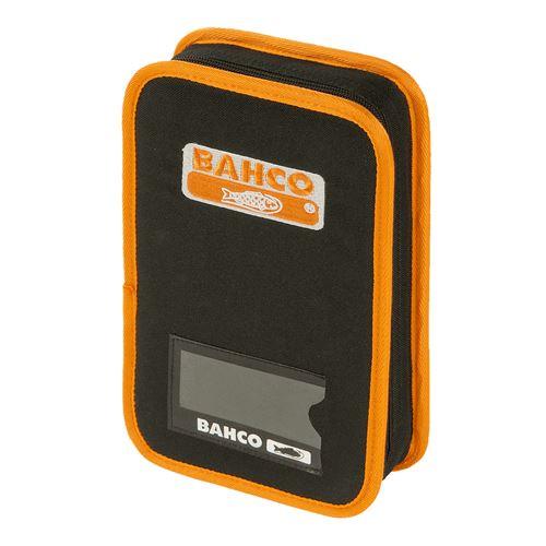 BAHCO Organisateur d'outils avec boucles élastiques 16,8 x 4,5 x 27 cm