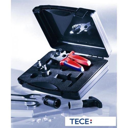 Coffret outillage TECE Logo - Coffret outillage ø 32à50 - coupe tube-calibreur chamfreineur 32 à 50