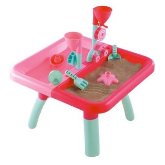 Room Studio Table De Jeu Sable Et Eau Rose 141657 Bac A Sable