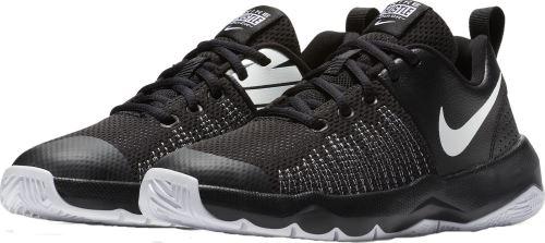 Chaussure de Basketball Nike Team Hustle Quick ( GS ) Noir