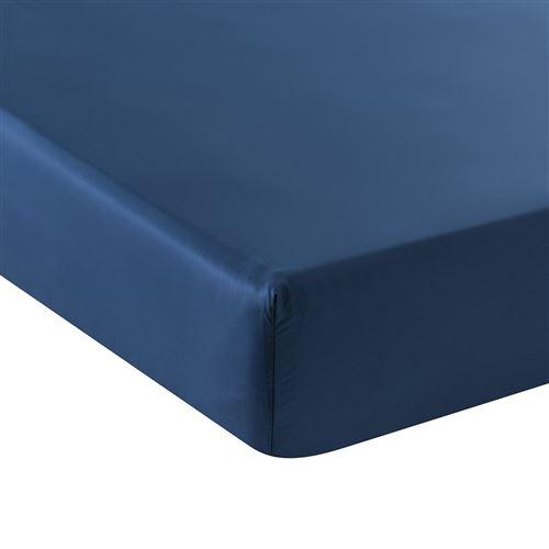 Drap Housse Songe Bleu - 200/200 - Drouault