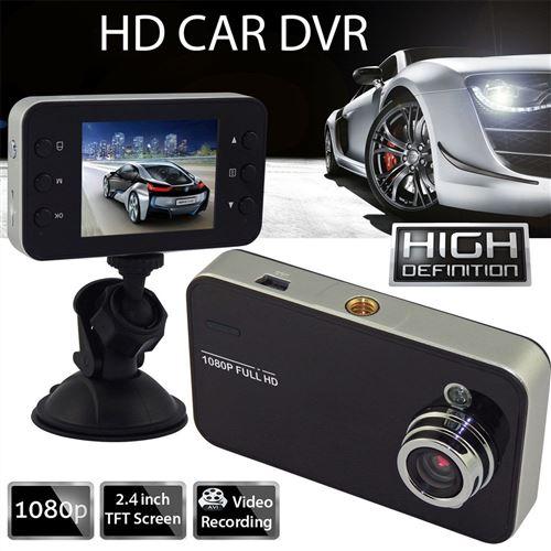 En RCA Compact DVR caméra Full HD 1080p enregistrement Dash Cam caméscope Mouvement
