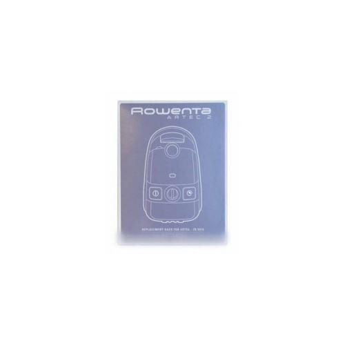 Sacs (x6) pour aspirateur rowenta - 7736900
