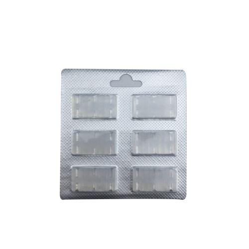 6Pc Désodorisant Parfumées Comprimés de Parfum Sticks pour Vorwerk Vk135 Cleaner Xcq426