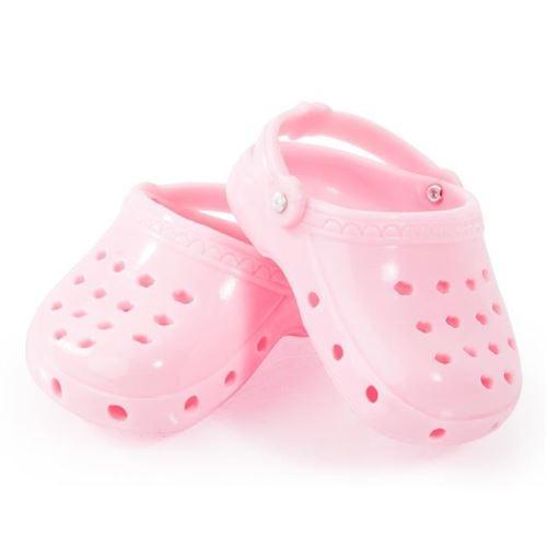 BAYER Chaussures pour poupée rose