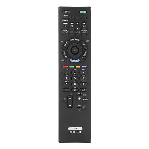 Télécommande de Remplacement pour Sony Smart TV RM-ED044