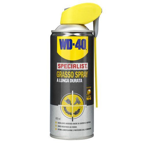Graisse en spray WD40 longue durée 400 ml