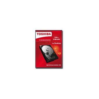 Disque Dur SATA Toshiba P300 High-Performance 500 Go