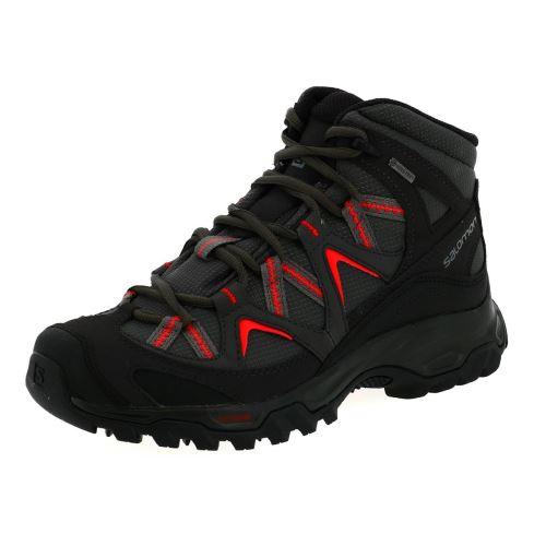 Chaussures marche randonnées Salomon Bekken mid gtx anth l