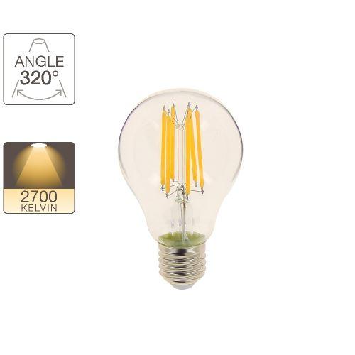 Ampoule LED A67 - cuLot E27 - retro-LED