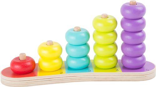 Planche De Calcul « Disques Multicolores »