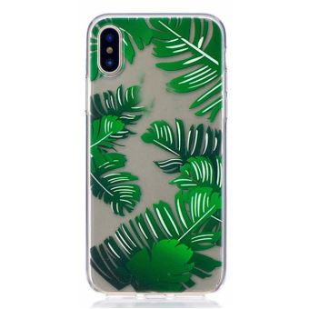 coque iphone x palmier