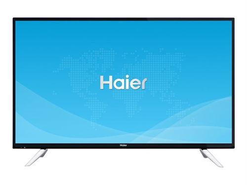 Ces téléviseurs vous permettent d'accélérer la Haute Définition (HD). La technologie de rétroéclairage par LED de Haier accentue le contraste dynamique de votre image, reproduisant ainsi des images plus éclatantes.