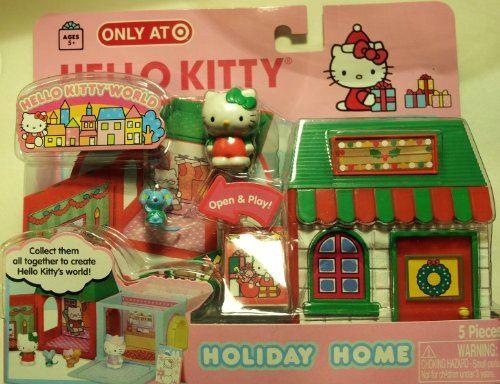 Maison de vacances Hello Kitty World - Ensemble de 5 pièces, Target Exclusive