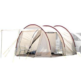 Tente autoportante pour spectateur FlashTents® Noir 2 personnes