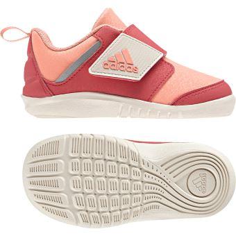 9465da4d10876 Chaussures adidas Fortaplay -Taille 26 Orange - Chaussures et chaussons de  sport - Achat   prix