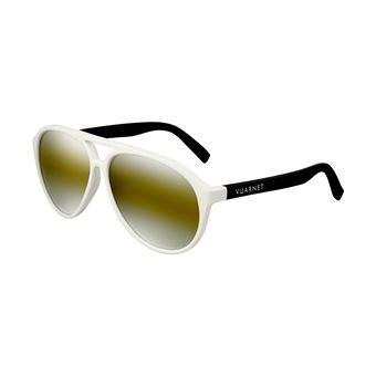 0536f8830a7 -25€80 sur Vuarnet vl1306 blanc mat skilynx - 59 - Lunettes - Achat   prix