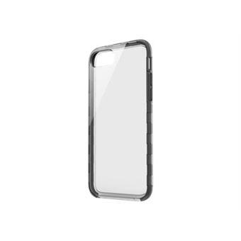 """Belkin - Coque """"SheerForce Pro"""" avec Dos Transparent et Contour Gris pour iPhone 7 Plus"""