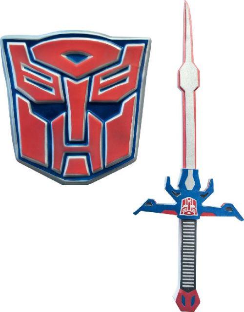 Kit épée et bouclier Optimus prime