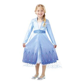 Costume Classique Disney La Reine Des Neiges Elsa Taille L Deguisement Enfant Achat Prix Fnac