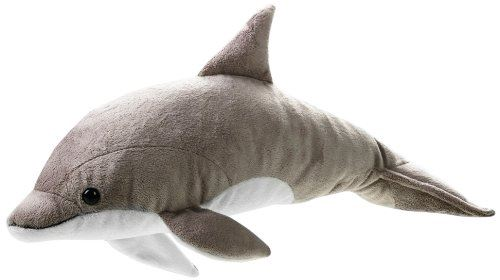 Peluche Dauphin National Geographic - Taille Moyenne