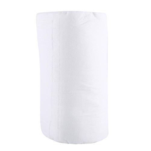 Couche-culotte bébé, 100PCS tissu jetable Couvre-couche souple Insert