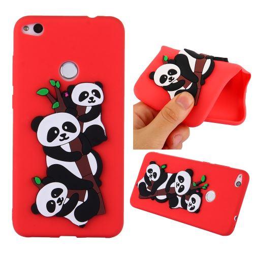 coque huawei p8 lite 2017 panda roux
