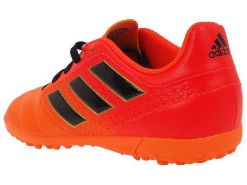 Chaussures football en salle indoor adidas ace 17.4 jr