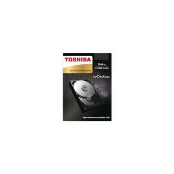 Disque Dur SATA Toshiba X300 High-Performance 4 To