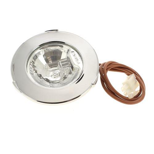Spot + ampoule halogene 12v 20w pour Hotte Scholtes