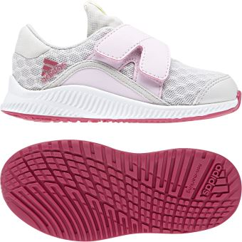 Chaussures baby adidas FortaRun X Cool Gris 25,5
