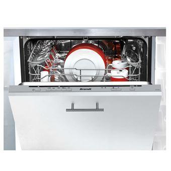 design de qualité 63f6b 6f6fb Brandt Vh1772j - Lave Vaisselle Encastrable - 12 Couverts - 47 Db - A++ - L  59,8 Cm