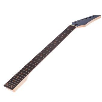 Guitare /électrique Manche 22 frettes /érable Touche Palissandre Touche St pi/èces Guitare Manche Remplacement Instrument Accessoire
