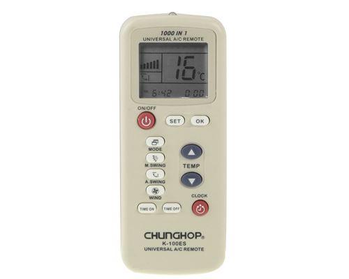 (#103) Universal A/C Remote Control (K-100ES)