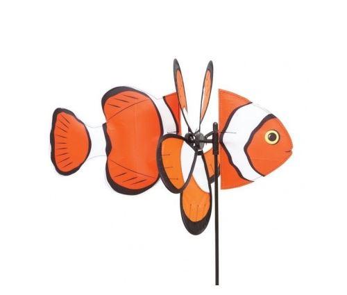 Hq invento moulin a vent poisson clown - spin critter
