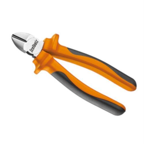IceToolz cutter poignée confort 18 cm acier orange/argent