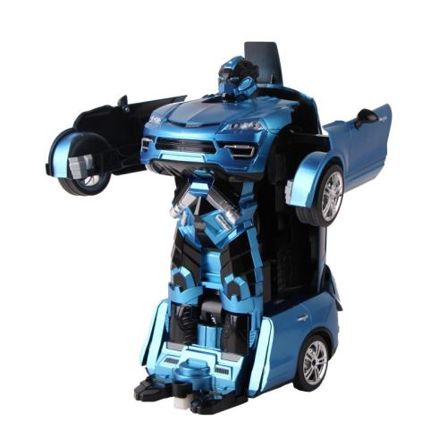 ROBOT VOITURE Carbon Bleu