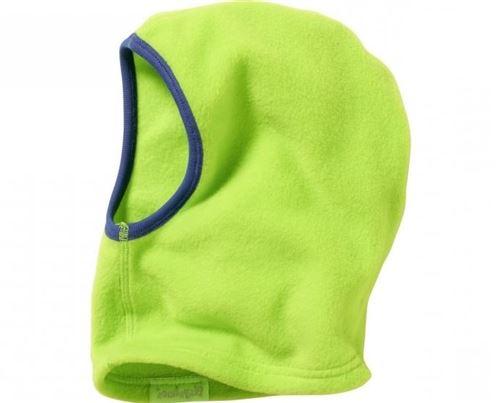 Playshoes Bonnet de nuit polaire vert taille unique