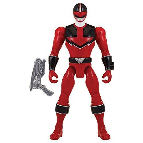Power Rangers Super Megaforce - Héros d'action Quantum Ranger 5 temps force